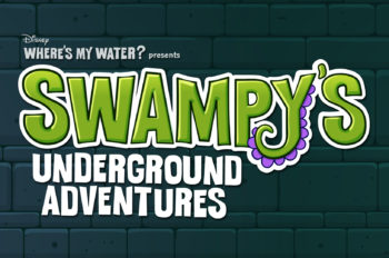 Celebrate the Launch of 'Swampy's Underground Adventures' at Disney Store