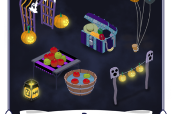 Playdom Brings Halloween Tricks and Treats to Facebook