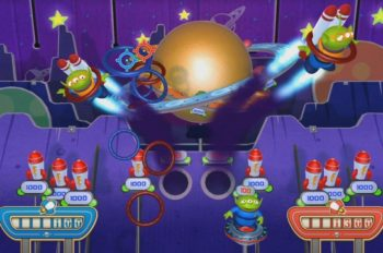 Take Your Best Shot in Toy Story Mania! Now Available For Xbox Kinect and PlayStation Move
