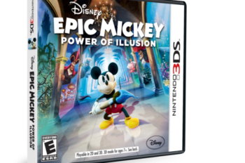 Download Disney Epic Mickey: Power of Illusion Demo Today