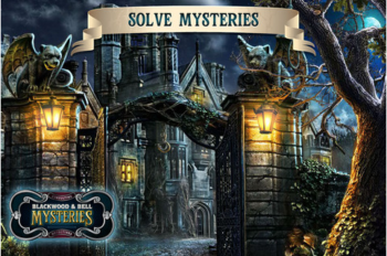 Makers of 'Garden of Time' Bring 'Mystery Detectives: Blackwood and Bell' to iOS Devices
