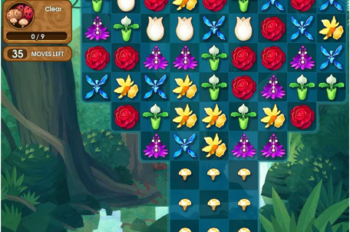 "Disney Social Games Now in ""Full Bloom"" on Facebook"