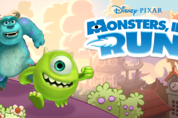 'Monsters, Inc. Run' Dashes into the App Store
