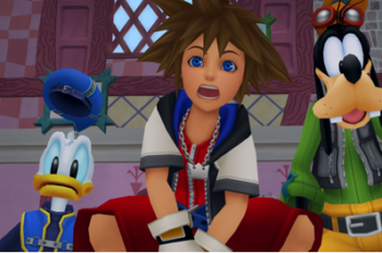 Kingdom Hearts HD 1.5 ReMIX Heads to North America This Fall