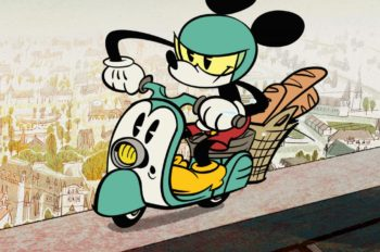 "Preview New ""Mickey Mouse"" Cartoons Exclusively on Disney.com"