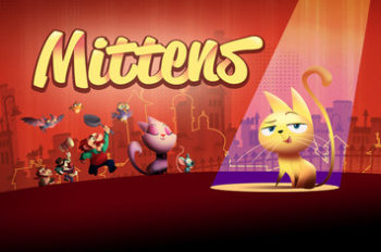 There's a New Cat in Town: Disney Mobile Games and MetroGames Launch Mittens on App Store