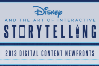 Disney Interactive Shows Off Upcoming Programming Slate at Digital Content NewFronts