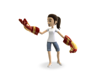 Start Your 'Iron Man 3' Weekend With Themed Goods for Xbox LIVE Avatars