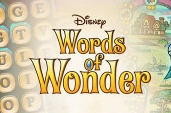 Disney Social Games Challenges Players' Wits and Word Knowledge with Disney Words of Wonder on Facebook
