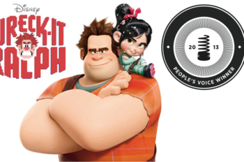 Wreck-It Ralph Site Wins 2013 Webby People's Voice Award