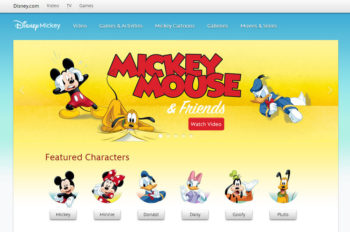 "Disney Interactive Launches New Mickey Video App & Website to Watch New ""Mickey Mouse"" Cartoon Shorts"