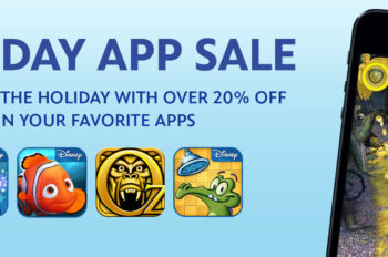 Celebrate Independence Day with Explosive Sales in Hot Mobile Titles from Disney Interactive