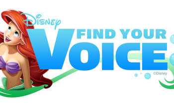 Sha-la-la-la-la-la-let Your Voice Sing Out During Disney's Find Your Voice Contest