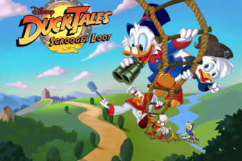 DuckTales: Scrooge's Loot Now Live for Mobile Devices!