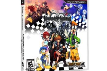 Kingdom Hearts HD 1.5 ReMIX Now Available for PS3