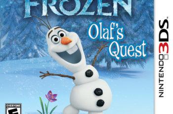 First Look: Keep Your Hands Warm with Something Frosty this Holiday Season with Disney Frozen: Olaf's Quest