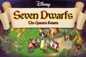 Explore Enchanted Forest in 'Seven Dwarfs: The Queen's Return' Mobile Game