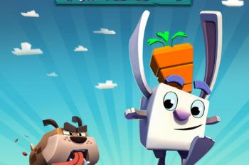 Hop Into 'Stack Rabbit' the New Original Puzzle Game From the Creators of 'Where's My Water?'