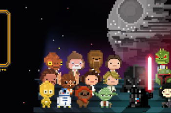 From a Tiny Galaxy Far, Far Away Comes 'Star Wars: Tiny Death Star'