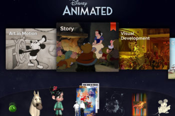 Disney Animated Named Apple's iPad App of the Year