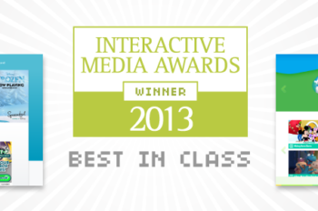 "Disney.com and DisneyJunior.com Win ""Best in Class"" at the Interactive Media Awards"