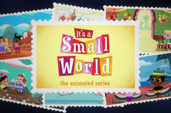 Disney Interactive Brings Families Around the World with Original Online Series, 'it's a small world: the animated series'