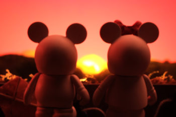 "Celebrate Valentine's Day with ""Blank: A Vinylmation Love Story"" at the El Capitan Theatre in Hollywood"