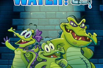 Swampy Splashes Back Onto Mobile in Where's My Water? 2!