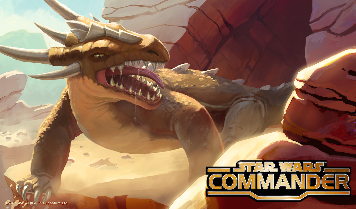 Go Big Game Hunting In Latest Chapter Of Star Wars Commander They are feared by settlers everywhere due to their aggressive behavior and the deadly disease that they carry that is. star wars commander