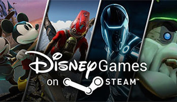 Disney Brings the Magic to Steam With More Than 20 Titles for PC
