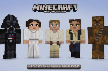 The Force™ is Strong with Minecraft!