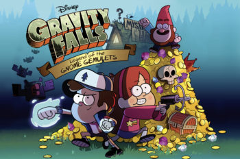 Gravity Falls: Legend of the Gnome Gemulets Announced for Nintendo 3DS Handheld Systems