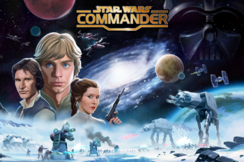 "Battle Across New Planets in the Star Wars™: Commander ""Worlds in Conflict"" Expansion"