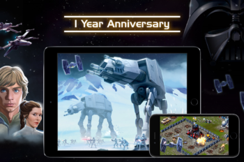 Star Wars™: Commander Celebrates Its One-Year Anniversary