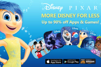 Disney Interactive Celebrates the Holidays with New Sales and Bonuses for Popular Apps and Games