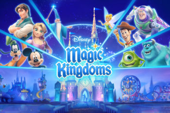 Disney and Gameloft Releases New Game Disney Magic Kingdoms on Smartphones and Tablets