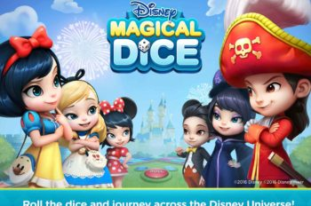 Disney Magical Dice Now Live Globally in 155 Countries