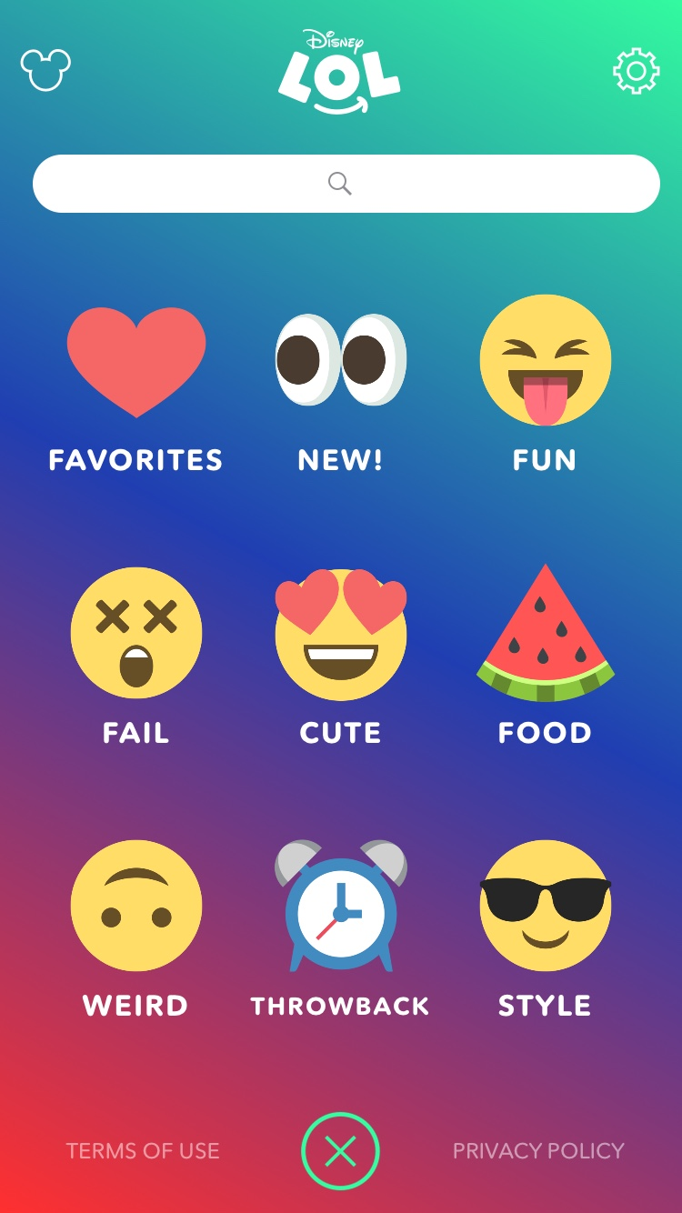 """New """"Disney LOL"""" App Makes the Fun of Social Content Safe for Families,  Including Kids 