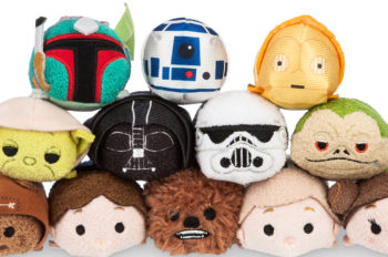 Disney Store Announces Global Release of Star Wars Tsum Tsum Collection