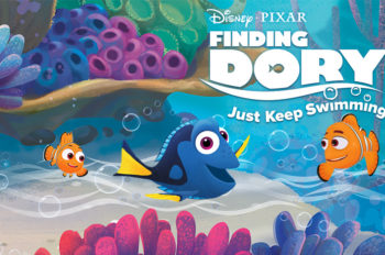 "Just Keep Swimming with New Games and Apps Inspired by Disney•Pixar's ""Finding Dory"""