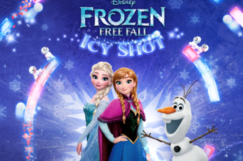 For the First Time in Forever…It's Time to Play! 'Frozen Free Fall: Icy Shot' Launches Today for Mobile Devices
