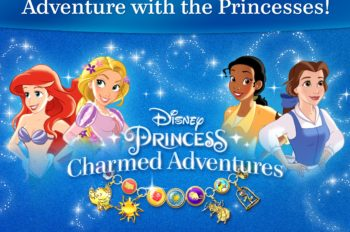 'Disney Princess: Charmed Adventures' Launches for Mobile Devices
