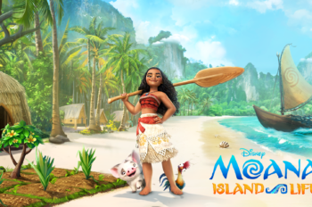 'Moana Island Life' Launches for Mobile Devices
