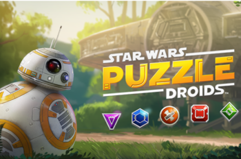 Star Wars: Puzzle Droids™ available now for mobile devices