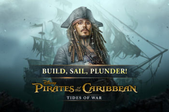 Joycity Launches Mobile Game Pirates of the Caribbean: Tides of War Worldwide