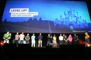 D23 Expo Level Up! Panel Showcases The Walt Disney Company's Upcoming Games Line-Up