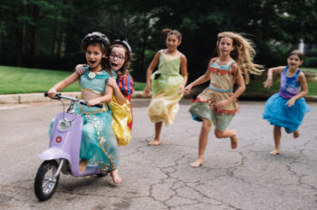 DISNEY DEBUTS #DREAMBIGPRINCESS PHOTOGRAPHY CAMPAIGN TO ENCOURAGE KIDS AROUND THE GLOBE TO DREAM BIG