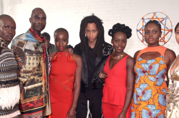 "Marvel Studios to Present Black Panther ""Welcome to Wakanda"" During New York Fashion Week"