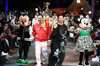 Opening Ceremony Presents Spring 2018 Show at Disneyland and Disney Collaboration Inspired By 'True Original' Mickey Mouse