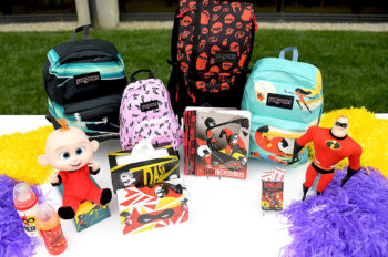 FILMMAKERS AND FANS CELEBRATE INCREDIBLES DAY WITH SUPER ACTIVITIES, PLUS NEW FILM-THEMED PRODUCTS, GIVEAWAYS AND ONLINE CONTENT